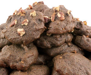 Dark Elf Chocolate Chip Cookies